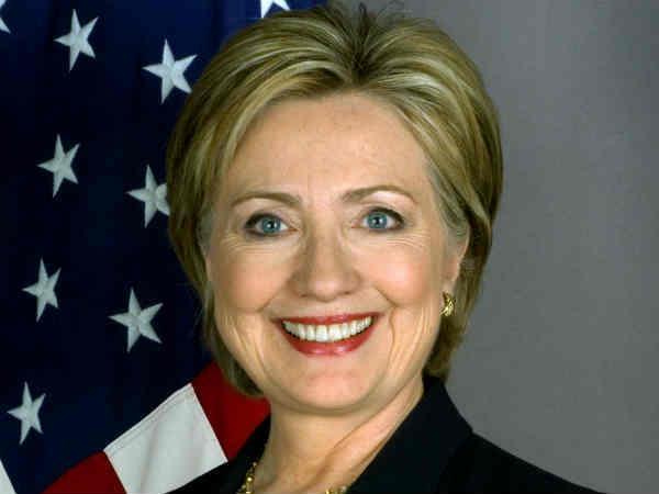 Hilary Clinton Attacked A Shoe Las Vegas