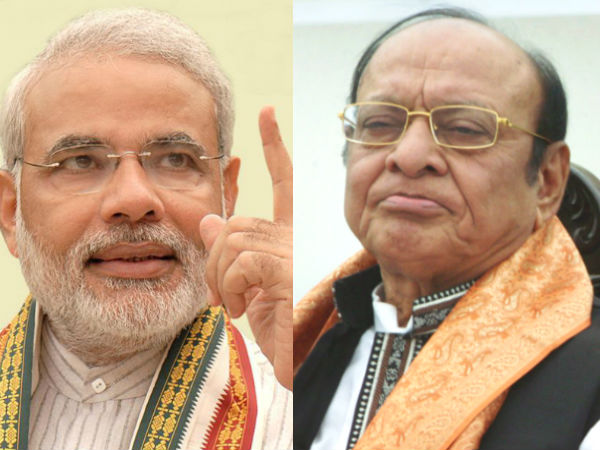 Im Witness To The Fact That Modi Has Not Led A Married Life Vaghela Lse