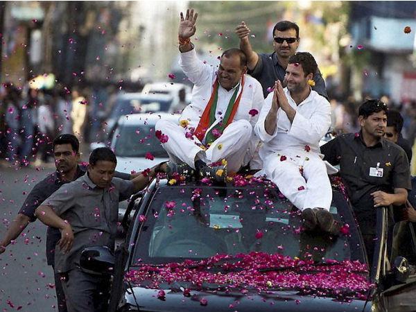 Rahul Ki Ravanleela Irks Congress Lse