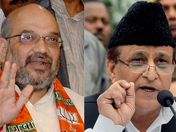 Fir Against Azam Khan And Amit Shah Lse