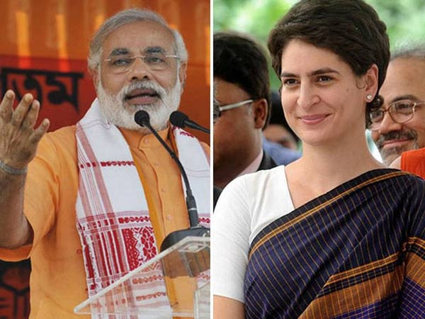 Priyanka Wants Contest Against Modi But Congress Said No Lse