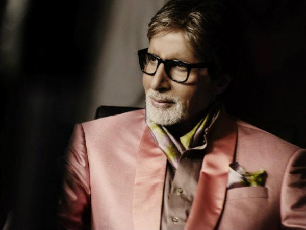 Amitabh Bachchan Starts Promo Shoot Kbc
