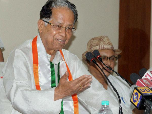 Narendra Modis Wife Should Be Awarded Bharat Ratna Tarun Gogoi Lse