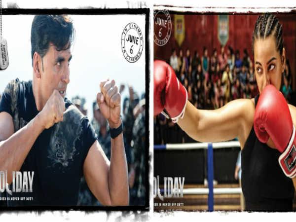 Watch Sporty Sonakshi Sinha Tu Hi Hai From Holiday