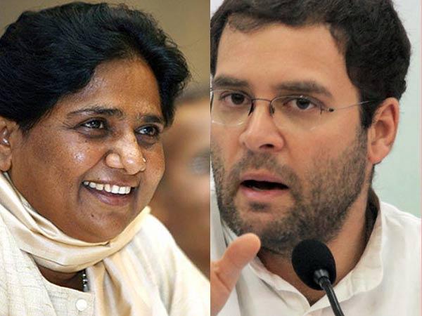 Mayawati Rahul Gandhi Targets Narendra Modi Lse