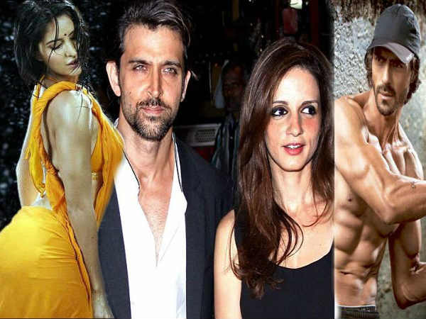 Hrithik Roshan Suzanne Split Whats True Whats Rumor