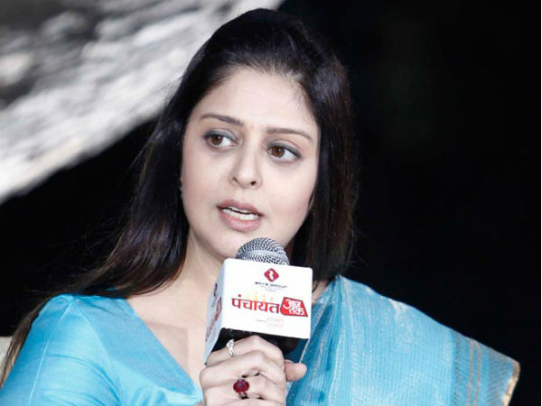 Bjp Feku Express Running From Gujrat And Mp Says Nagma Lse