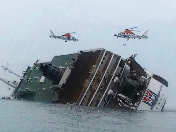 Two Dead As South Korean Ferry Carrying 476 Sinks