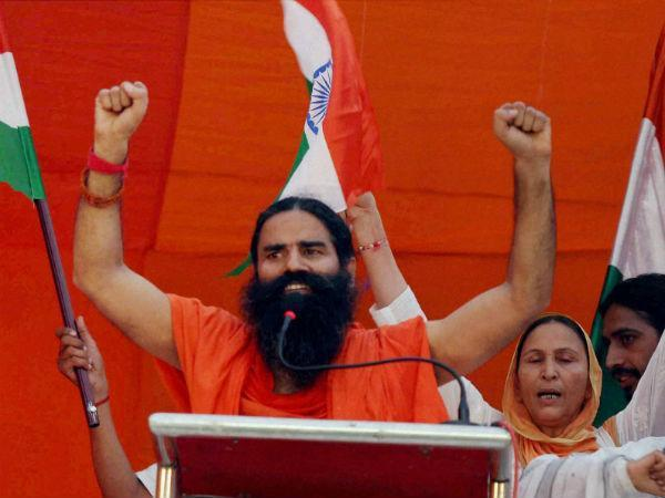 Dont Talk About Money When Microphones Are On Ramdev To Bjp Candidate Lse