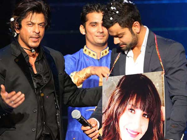 Shahrukh Khan Virat Kohli Anushka Sharma Love Affair Ipl 7 Ceremony