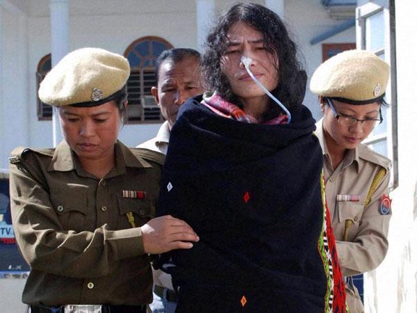 Irom Sharmila Not Allowed Vote Manipur Lse