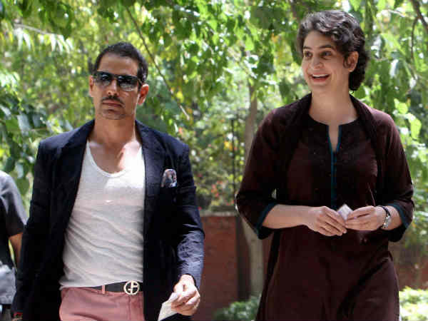 Why Congress Priyanka Gandhi Are Ignoring Questions Related Vadra Lse