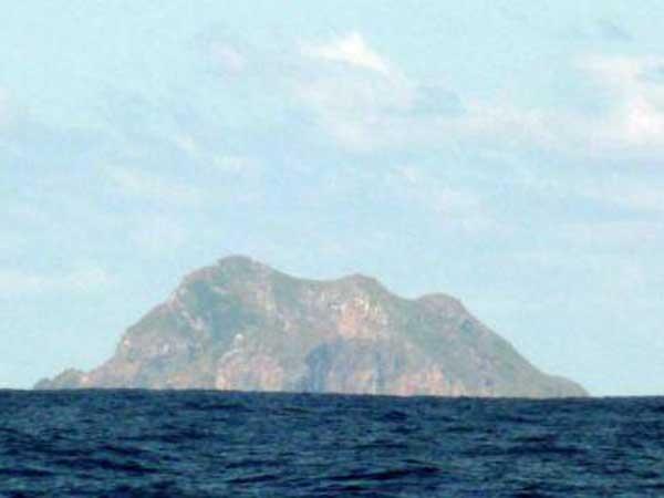 Mysterious Samudra Manthan Mountain Found Near Surat