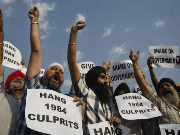 Delhi Police Congress Govt Colluded During 1984 Riots Cobrapost
