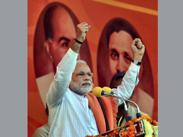 Narendra Modi On Varanasi Before Filling Nomination Form Election 2014 Lse