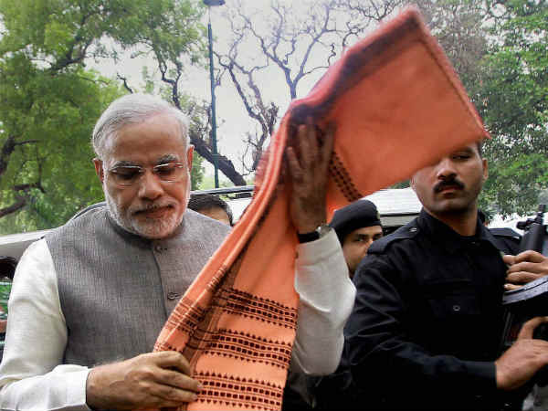 Youth Coming Delhi To Gujarat By Walk For Meet Narendra Modi Lse