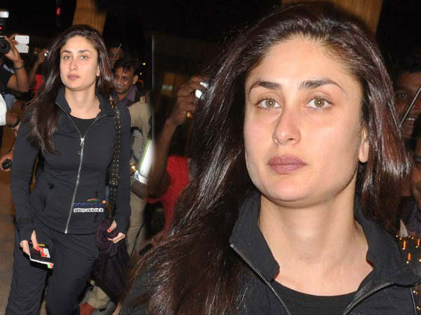 Iifa 2014 Kareena Forgets Zero Size Focus Weight Gain Singham