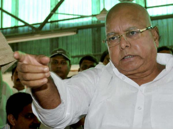Lalu Yadav Has Said That He Will Impose Ban On Bjp Rss Vhp Lse