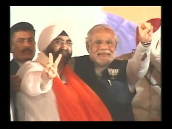 Bjp Must Have Struck A Deal With Manmohan Singhs Brother Daljeet Singh Lse