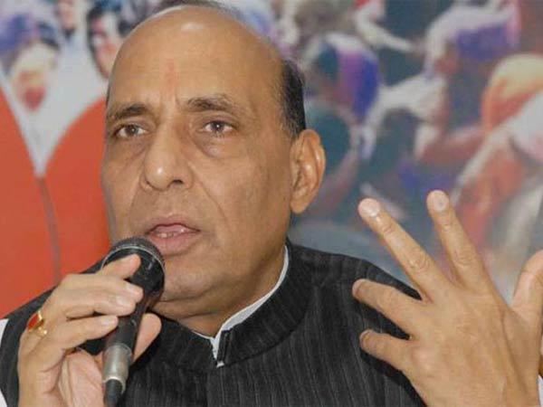 Bjp President Rajnath Big Hurdle In Modis Way Says Swami Adhokshjanand Lse