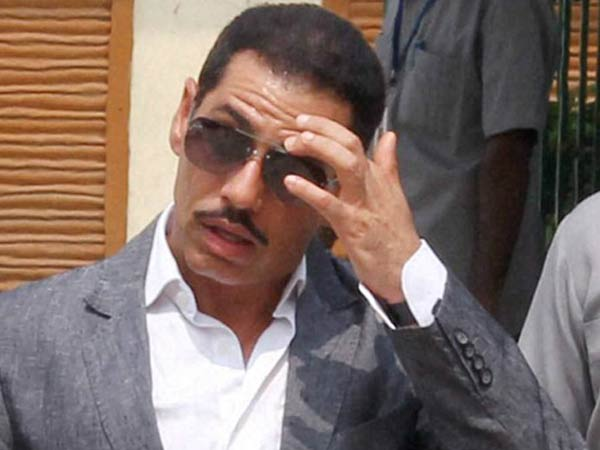 Bjp Releases Video Targeting Robert Vadra S Land Deals Lse