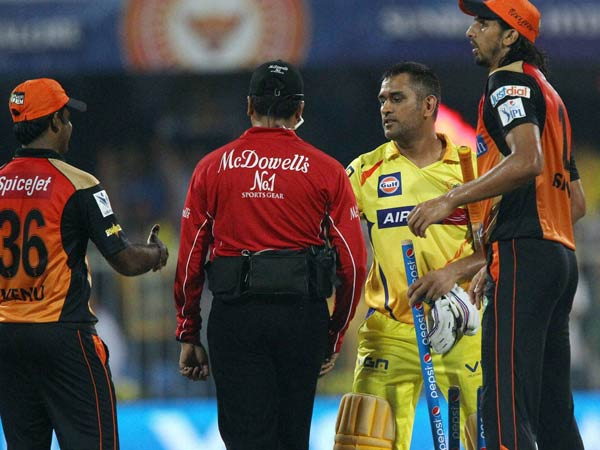 Chennai Super Kings Overcome Anxious Moments Win Final Over