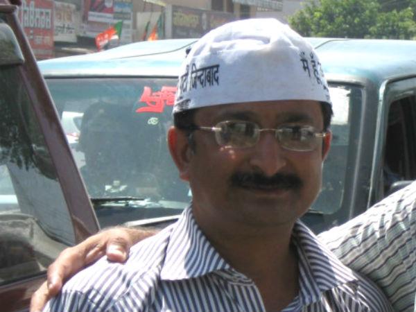 Kejriwal S Duplicate Campaigning For Aap S Daljeet Singh In Amritsar Lse