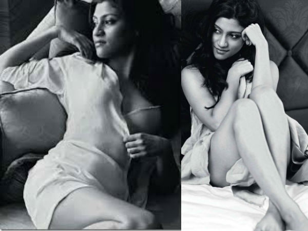 Konkona Sen Sharma Happy About Playing Roles Based On Tagor Work