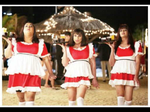Saif Riteish Ram Done Female Avatars Humshakals