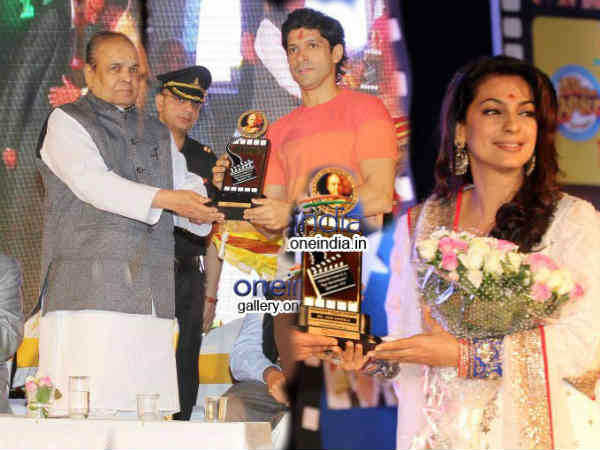 Dadasaheb Phalke Academy Honours Juhi Farhan Jitendra