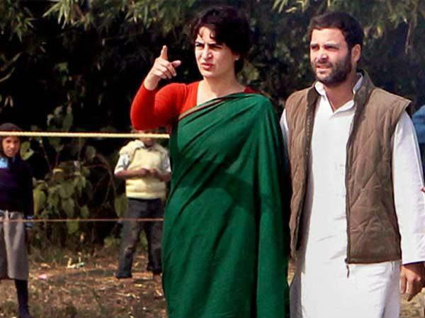 I Am Rajiv Gandhi S Daughter Priyanka S Firm Retort To Modi Lse