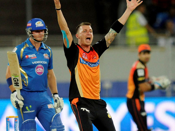 Sunrisers Hyderabad Beat Mumbai Indians By 15 Runs