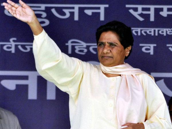 Akhilesh Offers 100 Crore Mayawati Rajya Sabha Seat
