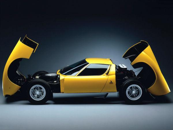 History Of Lamborghini Models Turning Back The Clock