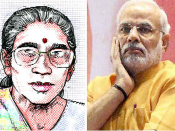 Gulabi Gang Will Fight Narendra Modi S Wife Jasodaben Lse