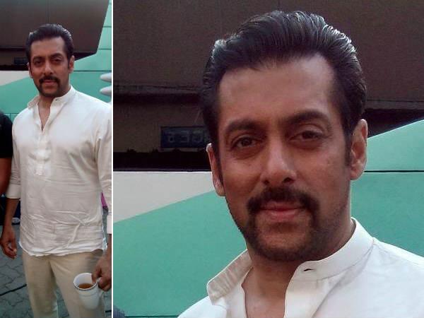 Salman Started Shooting Prem Ratan Dhan Payo