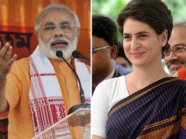 Narendra Modi Uses Caste Card Attack Priyanka Gandhi Vadra Lse