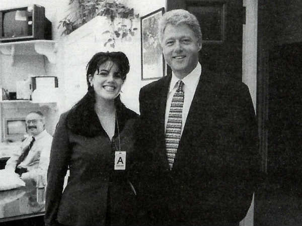 Monica Lewinsky Breaks Silence About Affair With Bill Clinton