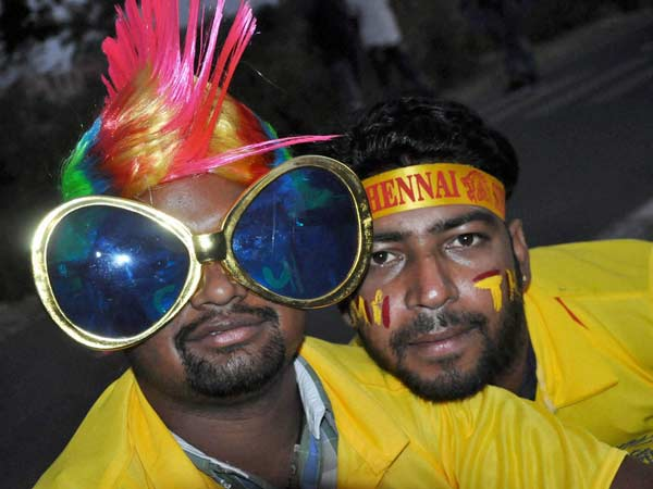 Off Beat Pic India S Cricket League Ipl