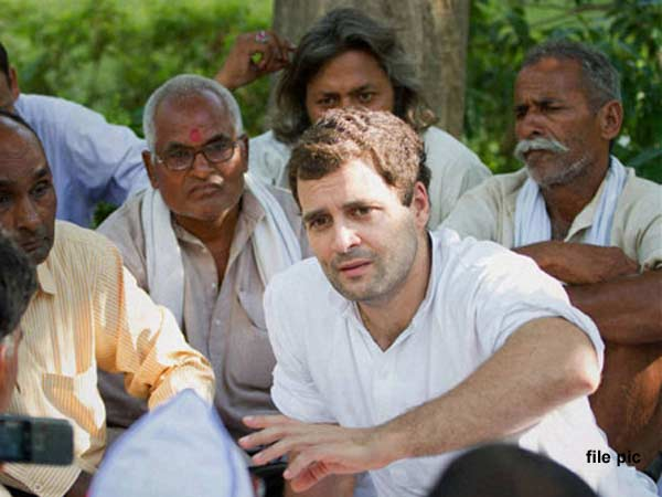 Why Rahul Gandhi Visited Amethi On Polling Day Lse