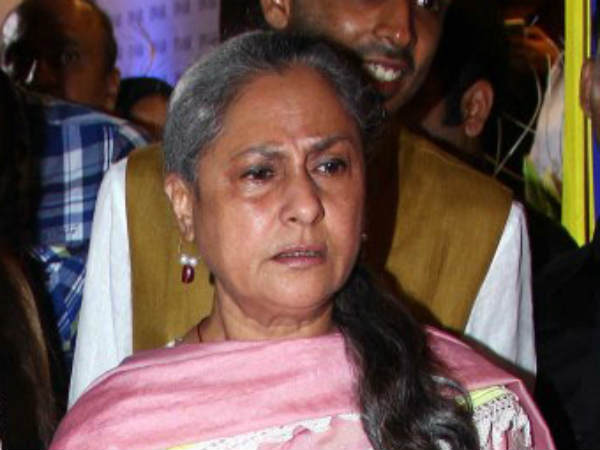 Jaya Bachchan Got Angry On Asking If Amitabh Is Suffering From Cancer