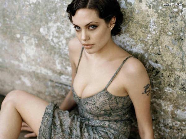 Having Kids On Set Was Stressful Angelina Jolie
