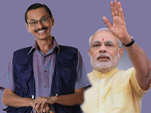 Taarak Mehta Ka Ooltah Chashmah Team Campaigning Modi Varanasi Lse