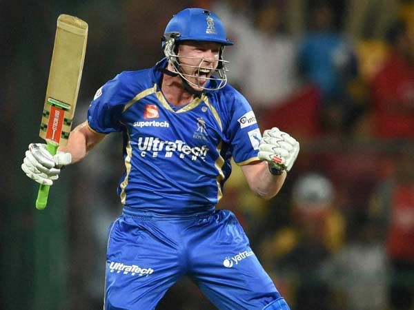 Rajasthan Royals Snatch Dramatic Win Royal Challengers Bangalore