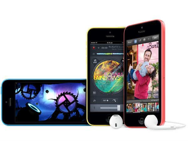Apple Set Launch 8gb Iphone 5c India