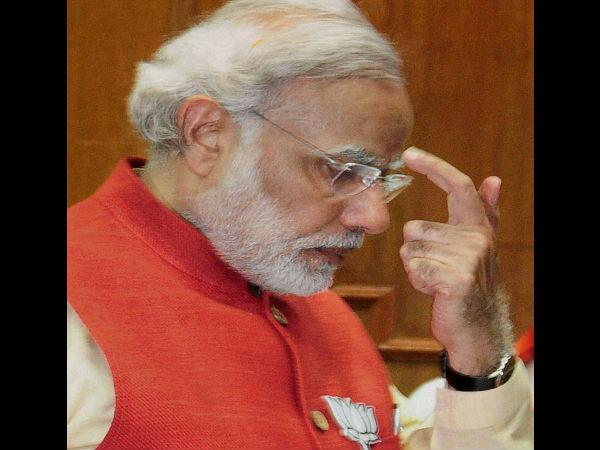 Narendra Modi May Be Worried About Exit Poll Result Lse