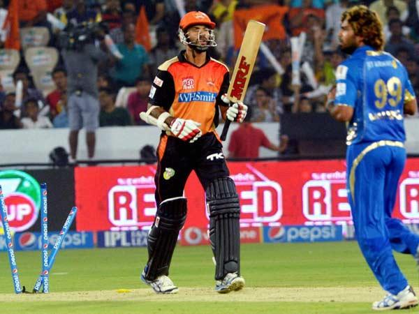 Simmons Rayudu Star In Mumbai S 7 Wicket Win Over Sunrisers