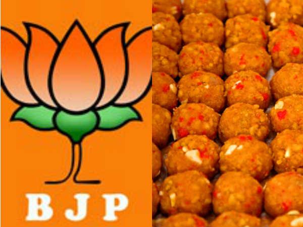 Bjp Mumbai Places Order Of 4000 Kg Laddoo Sweet Lse