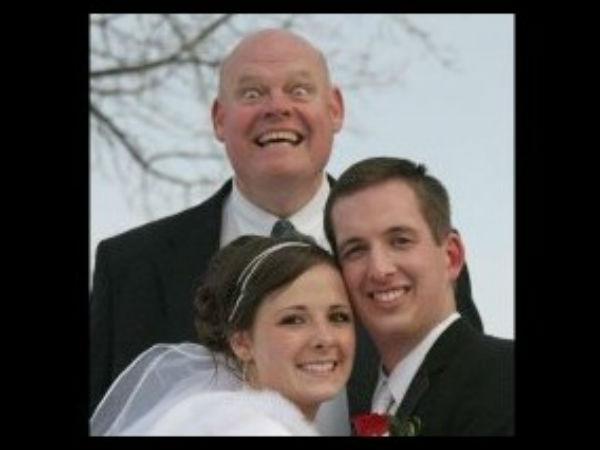 Funny Wedding Photo Trends