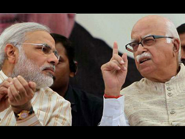 Lk Advani Don T Want To Be Part Of The Narendra Modi Government Lse